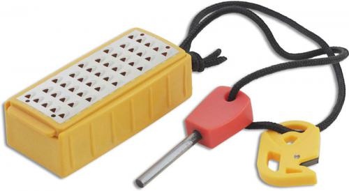 Smith's Pack Pal Tinder Maker with Fire Starter, SM-50562