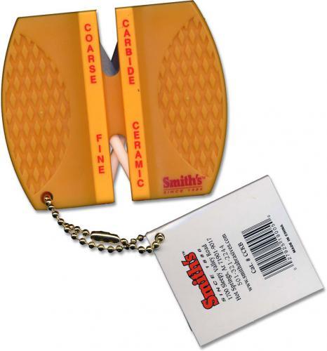 Smith's Knife Sharpener: Smith's 2 Step Knife Sharpener, SM-CCKS