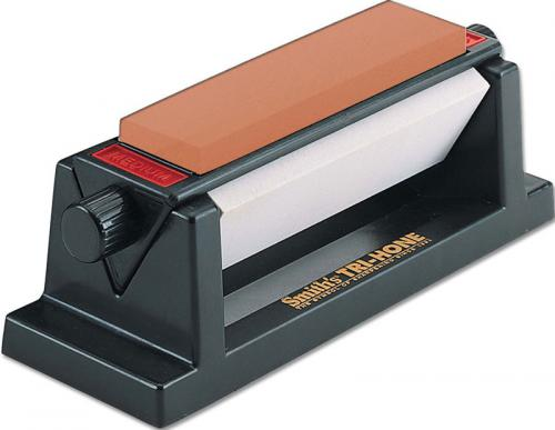 Smith's Knife Sharpener: Smith's Tri-Hone Knife Sharpener, SM-TRI6