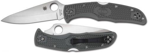 Spyderco Knives: Spyderco Endura 4 ZDP189 Knife, SP-C10PGRE