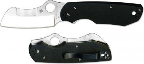 Spyderco Breeden Rescue Knife - C139GP - Discontinued Item - Serial # - BNIB