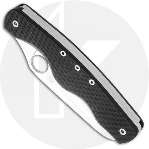 Spyderco ClipiTool Rescue C209GS Compact Multi Function Folder Locking Serrated Blade and Hook