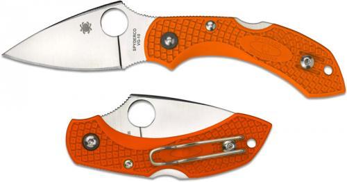 Spyderco Dragonfly2 Lightweight, Orange, SP-C28POR2