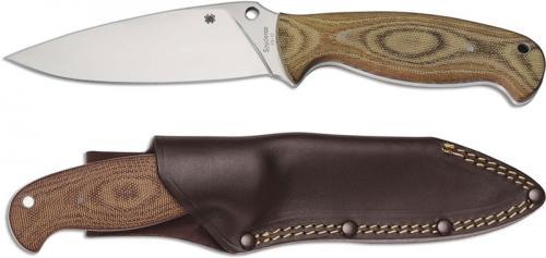 Spyderco Knives: Spyderco Temperance2 Knife, SP-FB05P2