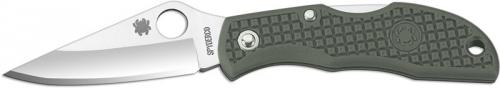 Spyderco Knives: Spyderco Ladybug 3 Knife, Foliage Green, SP-LFGP3