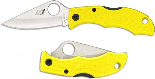 Spyderco Knives: Spyderco Ladybug 3 Salt Knife, SP-LYLP3