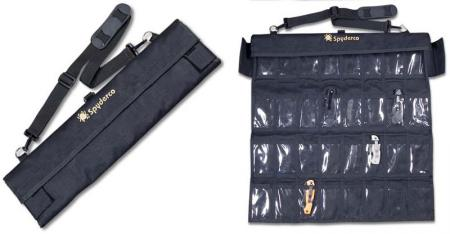 Spyderco Knives: Spyderco SpyderPac Knife Case, Large, SP-SP1