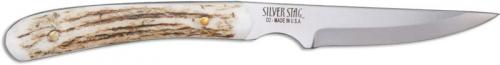 Silver Stag Corky Cutter Knife, Antler Slab, SS-CC275