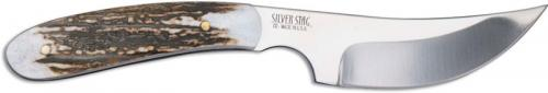Silver Stag Smith Slab Knife, Antler Slab, SS-SS40