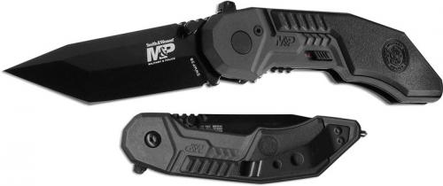 Smith and Wesson Knives: S&W MP3 Knife, Black, SW-MP3B