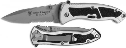 Smith And Wesson Knives S Amp W Swat Knife Small Serrated