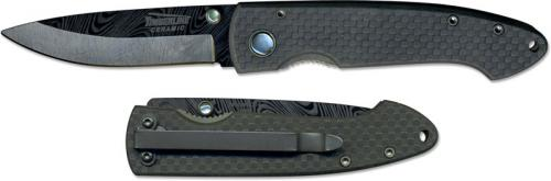 Timberline Ceramic Folder, Carbon Fiber, TM-8016