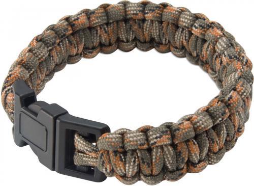 Paracord Survival Bracelet, Camo, UC-2764