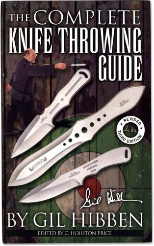 Gil Hibben Knife Throwing Guide, UC-882