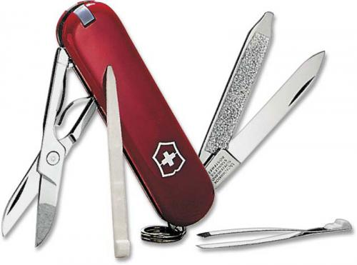 Victorinox Classic SD, Red, VN-53001