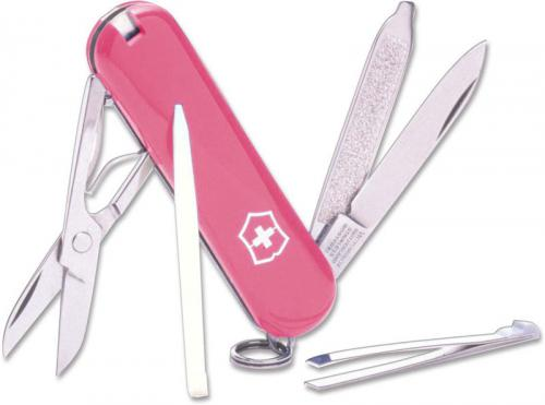 Victorinox Classic SD, Pink, VN-53005