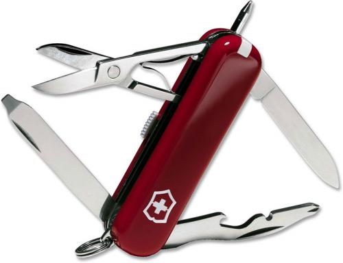 Victorinox Manager, Red, VN-53031