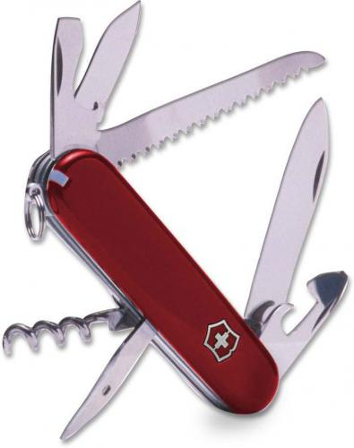 Victorinox Camper, Red, VN-53301