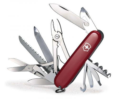 Victorinox Handyman, Red, VN-53722