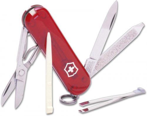 Victorinox Classic SD, Translucent Ruby, VN-54211
