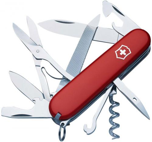Victorinox Mountaineer, Red, VN-54821