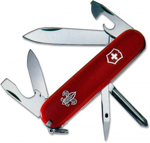 Victorinox Tinker, Red BSA, VN-54121