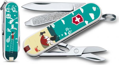 Victorinox Classic SD, Limited Dream Big, VN-L1606US2
