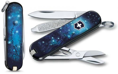 Victorinox 0.6223.L1705US2 Classic SD Limited Edition Glimmers 7 Function Multi Tool