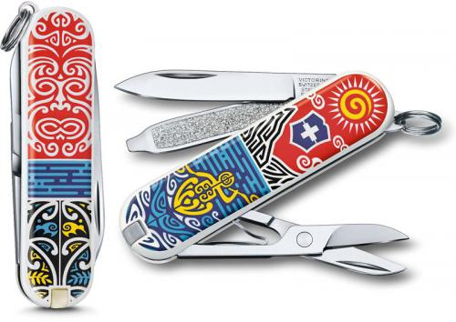 Victorinox 0.6223.L1806US2 Classic SD Limited Edition New Zealand 7 Function Multi Tool