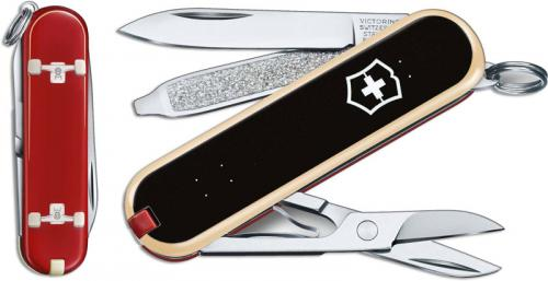 Victorinox Classic SD - Limited Edition Skateboarding - 7 Function Multi Tool - 0.6223.L2003