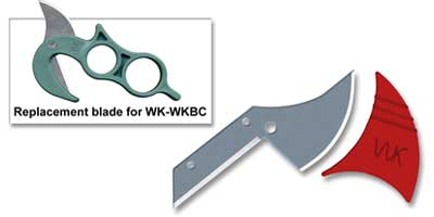 Wyoming Knife: Wyoming Knife Replacement Blade, WK-RB1