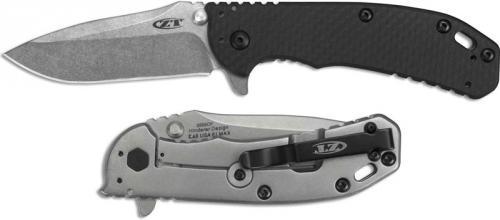 ZT 0566 Knife, Carbon Fiber, ZT-0566CF