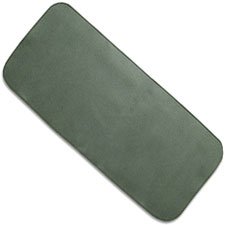 ABKT AB055 Gun Cleaning Mat 28 Inch by 12 Inch Olive Drab Felt with Neoprene Back