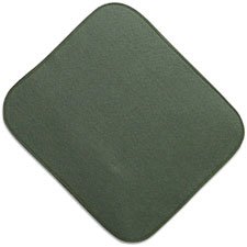 ABKT AB056 Gun Cleaning Mat 10 Inch by 12 Inch Olive Drab Felt with Neoprene Back