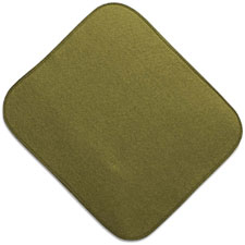 ABKT AB056T Gun Cleaning Mat 10 Inch by 12 Inch Coyote Tan Felt with Neoprene Back