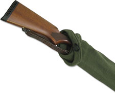 ABKT AB059 Rifle Gun Sock 52 Inch Silicone Treated Olive Drab Knit