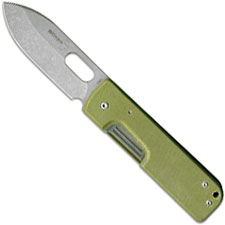 Boker Plus 01BO064 Lancer Serge Panchenko EDC Spear Point Olive G10 Liner Lock Folding Knife