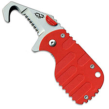 Boker Knives Boker Rescom Knife, Red, BK-BO584