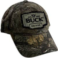 Buck 89068 RealTree Xtra Camo Cap with Adjustable Velcro Band