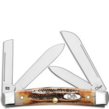 Case Medium Congress 03576 Knife 6.5 BoneStag 6.54052SS
