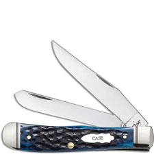 Case Trapper 46661 Standard Jig Ocean Blue Bone 6254SS