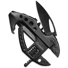 Columbia River Knife and Tool CRKT Guppie Tool, Black, CR-9070K