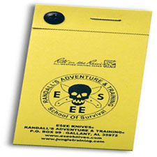 ESEE Knives Pocket Nav Cards