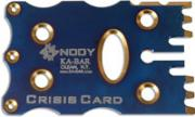 KABAR Snody Crisis Card, KA-5104