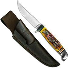 Robert Klaas Classic Hunter, Tobacco Bone, KC-678BR