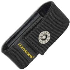 Leatherman Medium Sheath 934928 Black Nylon Fits Wave, Charge, SkeleTool and More Leatherman Tools