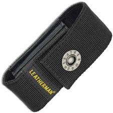 Leatherman Large Sheath 934929 Black Nylon Fits SuperTool, Surge and Signal Leatherman Tools