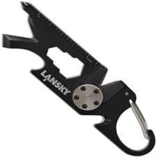 Lansky Roadie ROAD1 Compact Knife Sharpener Multi Tool