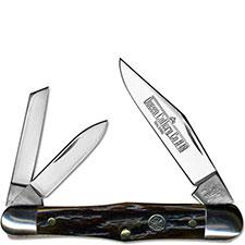 Queen Whittler Knife, Stag Bone, QN-48SB
