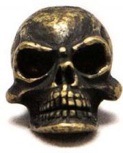 Schmuckatelli Pro Tech Pewter Bead - Roman Brass Oxidized Finish - PTRBO